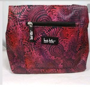 Nicole Miller Insulated Lunch Bag Tote